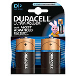 Duracell Ultra Power D (por 2)