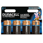Duracell Ultra Power D (par 4)