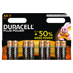 Duracell Plus Power AA (por 8)