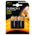 Duracell Plus Power 9V (por 2)