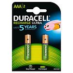 Duracell Recharge Ultra AAA 850 mAh (par 2)