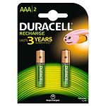 Duracell Recharge AAA 750 mAh (par 2)