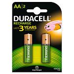 Duracell Recharge AA 1300 mAh (par 2)