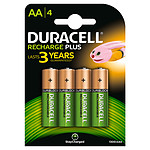 Duracell Recharge AA 1300 mAh (por 4)