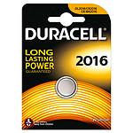 Duracell 2016 Lithium 3V