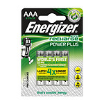 Energizer Recharge Power Plus AAA (por 4)
