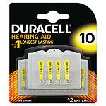 Duracell Hearing Aid 10 (par 12)