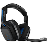 Astro A20 Wireless Gris/Azul (PC/Mac/PlayStation 4)