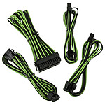 BitFenix Alchemy - Cable Kit Extension - negro y verde