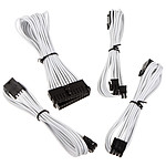 BitFenix Alchemy - Extension Cable Kit - blanc