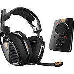 Astro A40 TR + MixAmp Pro TR Noir (PC/Mac/PlayStation 4/Switch)