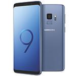 Samsung Galaxy S9 SM-G960F Bleu Corail 64 Go - Reconditionné