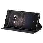 Sony Style Cover Stand negro Xperia XA2 Ultra