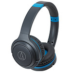 Audio-Technica ATH-S200BT Gris/Bleu