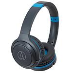 Audio-Technica ATH-S200BT Gris/Azul