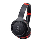 Audio-Technica ATH-S200BT Noir/Rouge