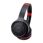 Audio-Technica ATH-S200BT Noir/Rouge
