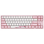Ducky Channel x Varmilo MIYA Pro Sakura Edition (Cherry MX Speed Silver)