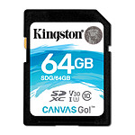 Kingston Canvas Go! SDG/64GB