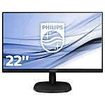 "Philips 21.5"" LED - 223V7QHSB/00"