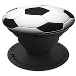 PopSockets Ballon de Football Blanc