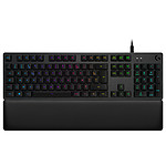 Logitech G513 Carbone (GX Brown Tactile Version)