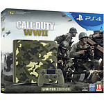 Sony PlayStation 4 Slim (1 To) + Call of Duty : World War II