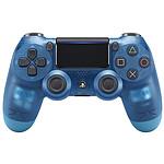 Sony DualShock 4 v2 (Crystal Bleu)