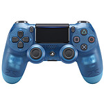 Sony DualShock 4 v2 (Crystal Azul)