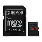 Kingston Canvas React SDCR/32GB