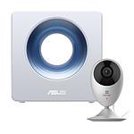 ASUS Blue Cave + EZVIZ Mini O Camera Wi-Fi 720p OFFERTE !