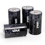 LDLC+ ALK D - 4 piles alcalines D (LR20)