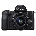 Canon EOS M50 Negro + EF-M 15-45 mm IS STM Negro