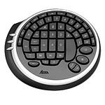 Heden Gaming Pad (noir)