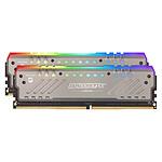 Ballistix Tactical Tracer RGB 32 Go (2x 16 Go) DDR4 2666 MHz CL16