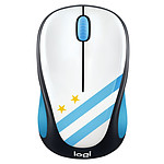Logitech M238 Wireless Mouse Fan adhesivoction plataine