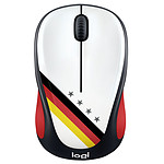 Logitech M238 Wireless Mouse Fan Colección Alemania