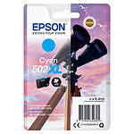 Epson Jumelles 502XL Cyan