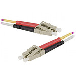 OM4 LC-UPC/LC-UPC/LC-UPC Liga óptica dúplex multimodo de 2 mm (10 metros)