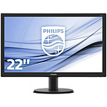 "Philips 21.5"" LED - 223V5LHSB2"