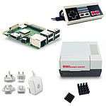 Raspberry Pi 3+ Retrogaming Kit (NES)