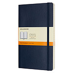 Moleskine Classic Soft Large Ruled Bleu