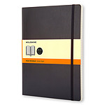 Moleskine Classic Soft XL Ruled Noir