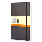 Moleskine Classic Soft Large Ruled Noir