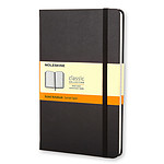 Moleskine Classic Hardcover Pocket Ruled Noir