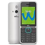 Wiko Riff 3 LS Blanc