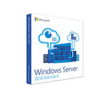 Microsoft Windows Server Standard 2016 (16 coeurs) - English