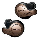 Jabra Elite 65t Cuivre Noir