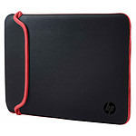 "HP Chroma Sleeve 15.6"" Rouge/Noir"