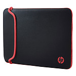 "HP Chroma Sleeve 14"" Rouge/Noir"